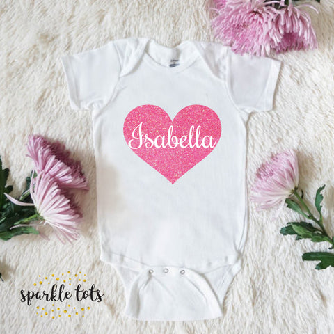 Personalised baby clothing, custom baby grow