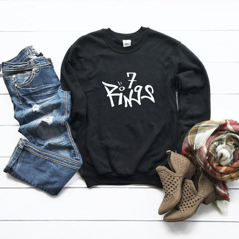 7 rings Sweatshirt