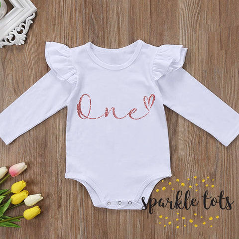 First Birthday Outfit, 1st birthday girl outfit