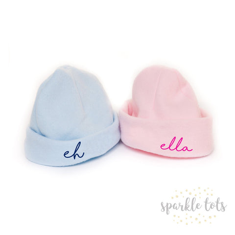 Personalised Baby Hat