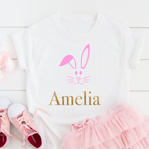 girls easter t-shirt