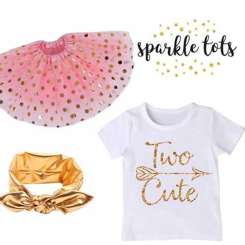 Two Cute 2nd Birthday Outfit