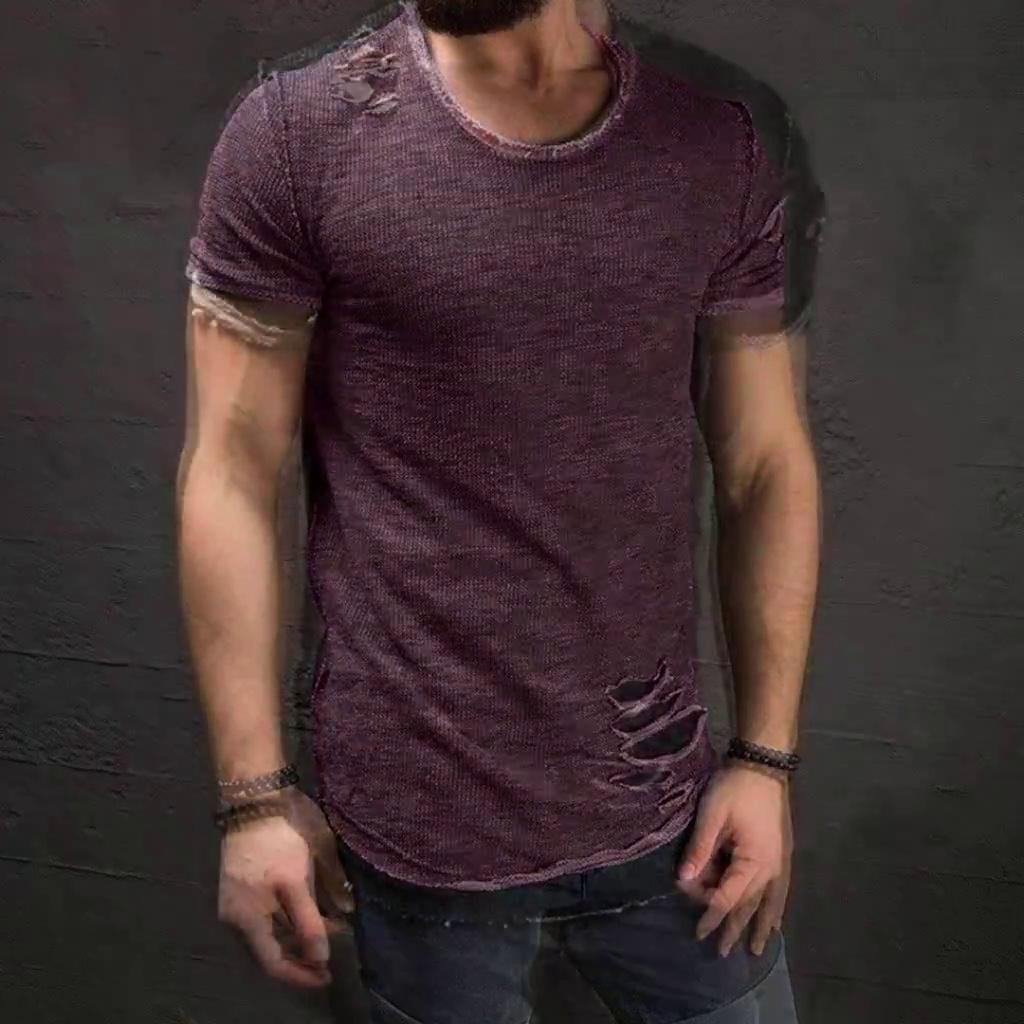 Urban Ripped T-shirt (5 colors)