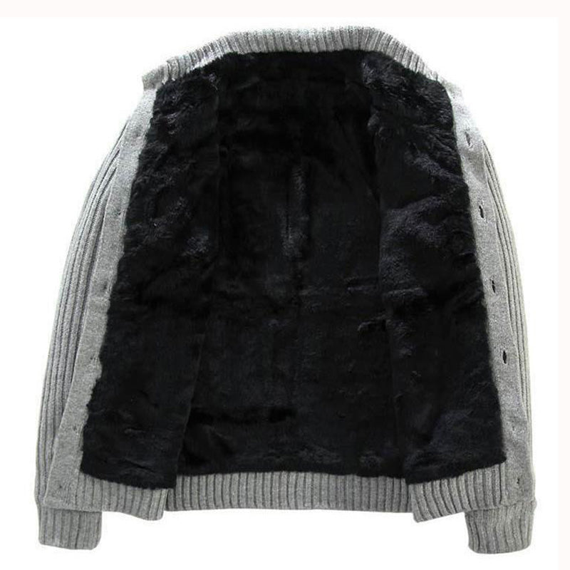 Warm Knitted Cardigan (3 colors)