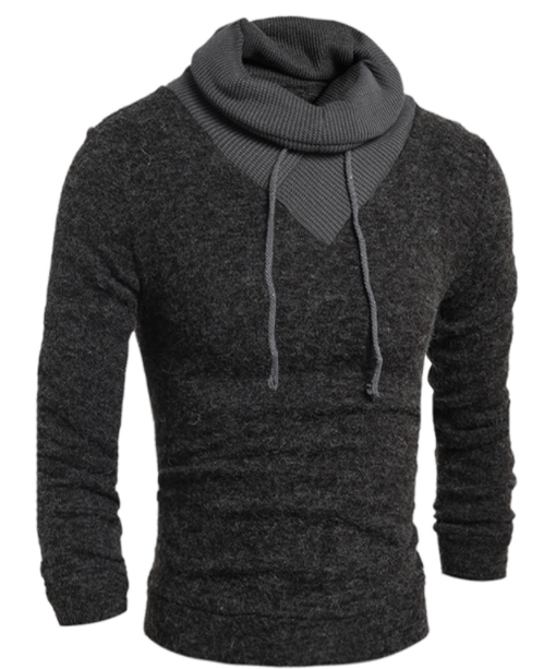 Hedging Turtleneck Sweater (2 colors)