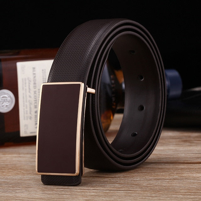 Fashion Cowskin Belt (3 colors)