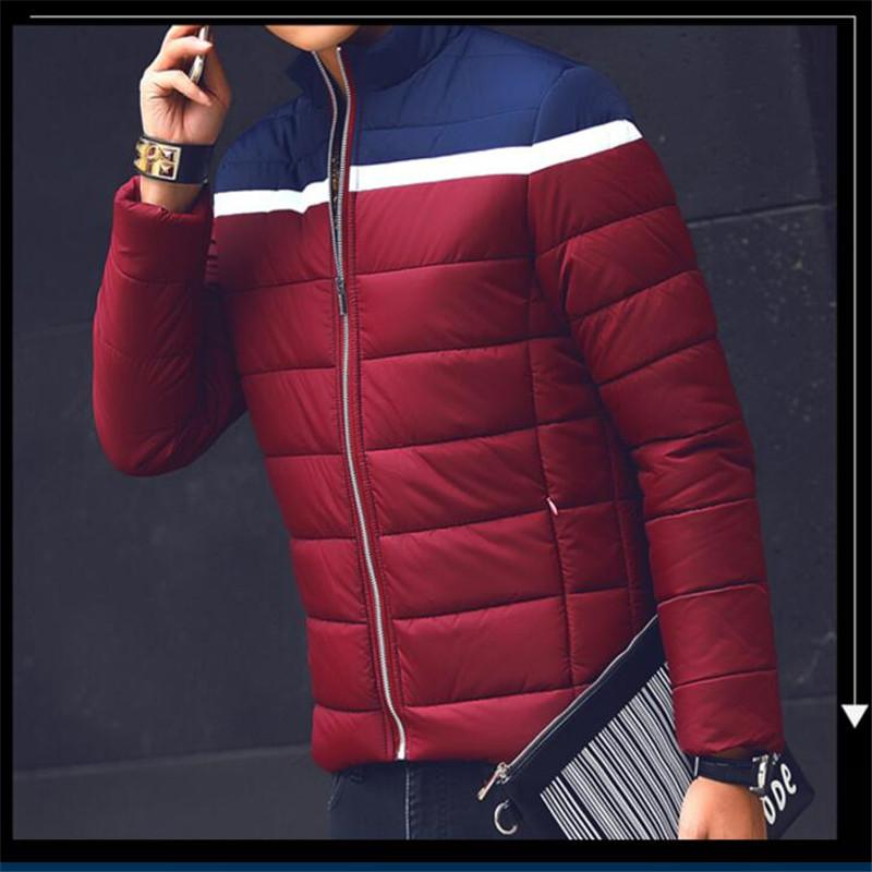 Contemporary Padded Jacket (2 colors)