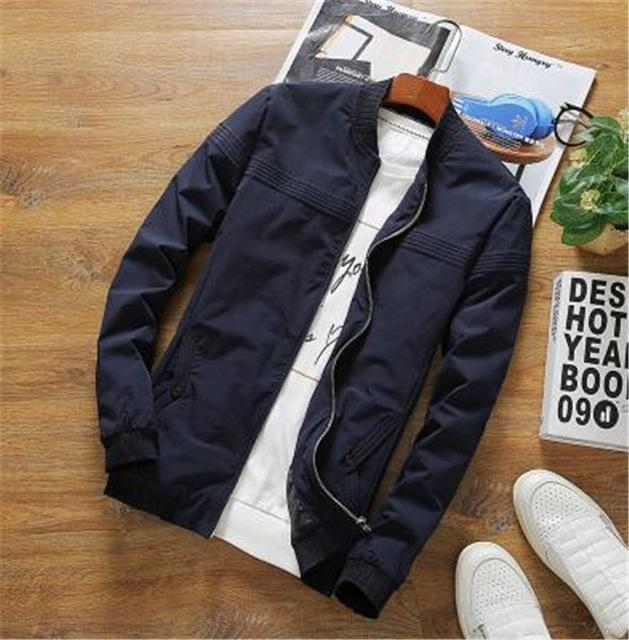 Urban Textured Jacket (3 colors)