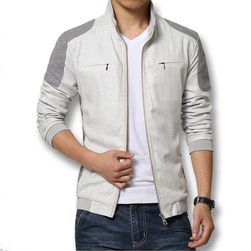 Spring Linen Jacket (3 colors)