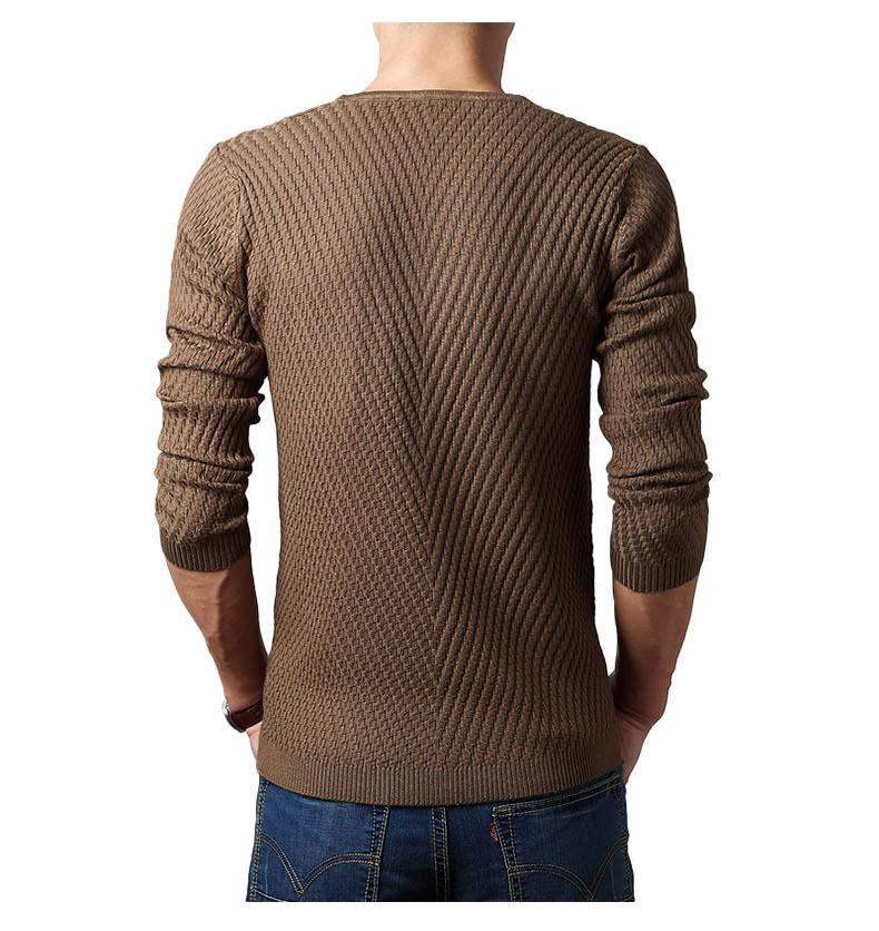 Cashmere Jersey Sweater (4 colors)