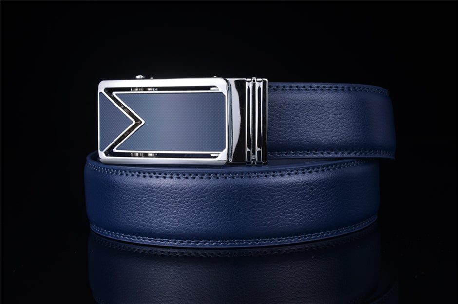 Casual Leather Belt (4 colors)