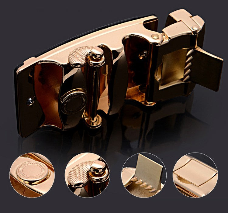 Fashion Leather Belt (2 colors)
