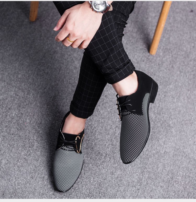 Stylish Classic Shoes (2 colors)