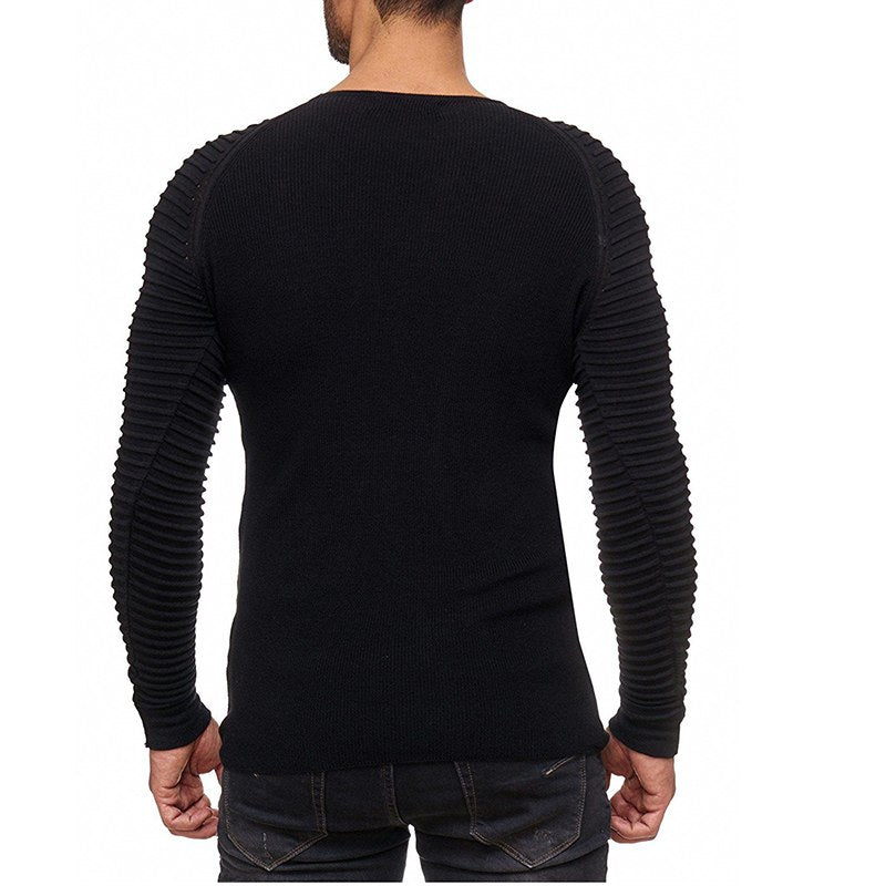 Slim Fit Sweater (4 colors)