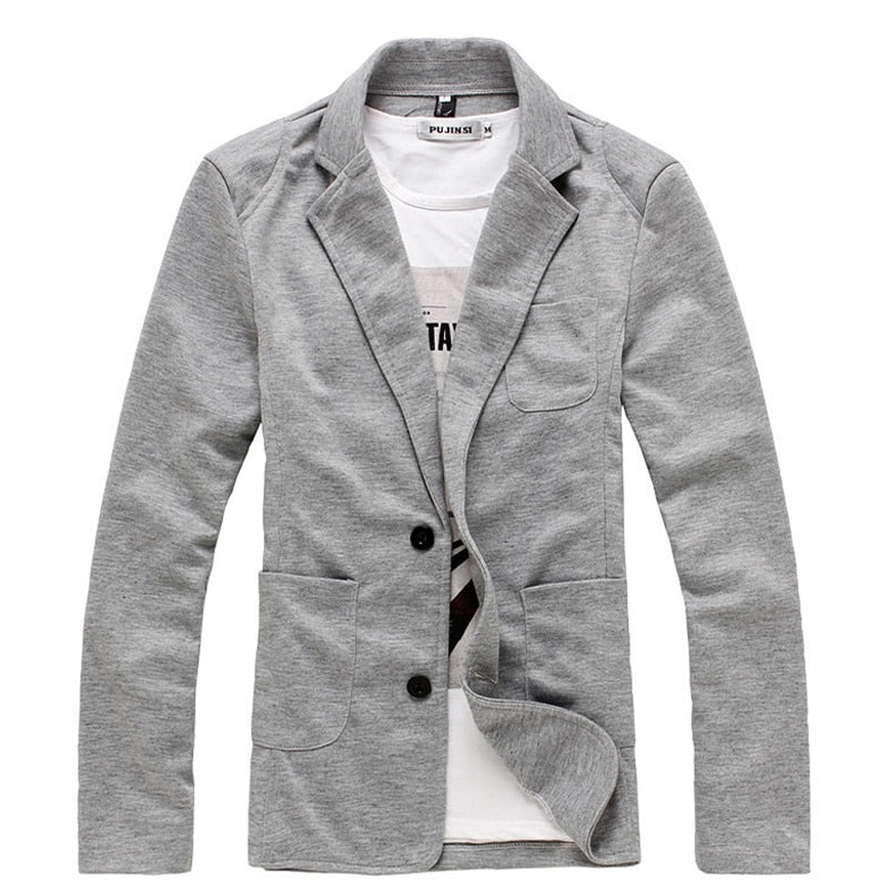 Casual Soft Blazer (3 colors)
