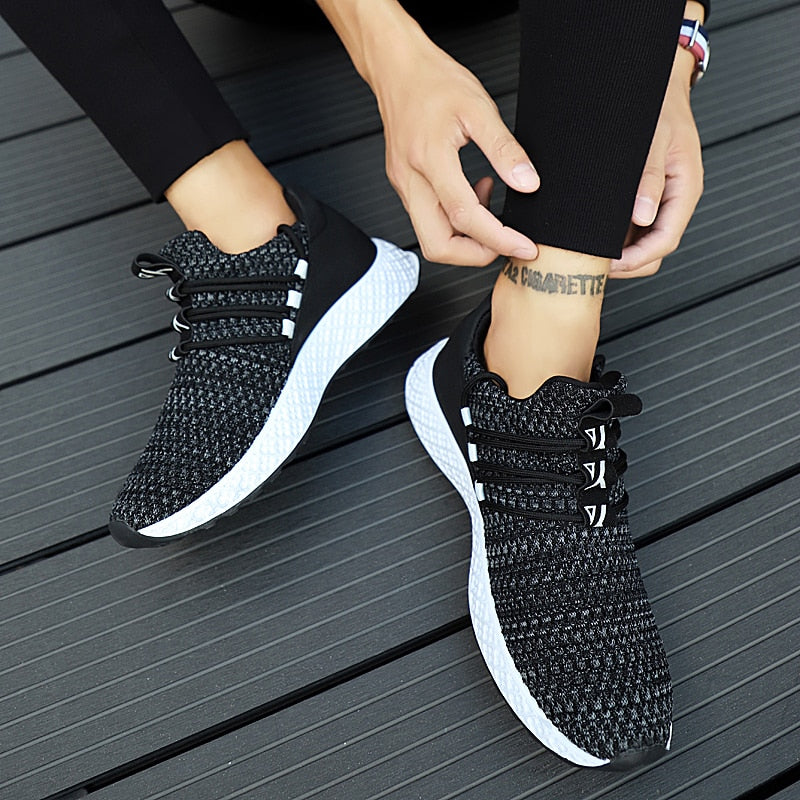 Comfortable Casual Sneakers (3 colors)