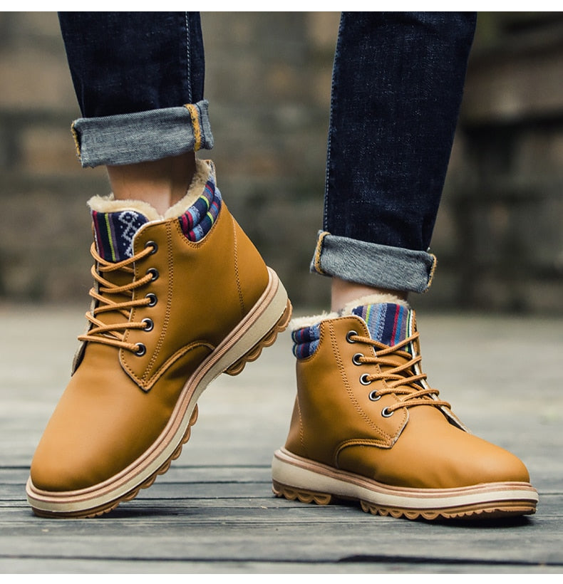 Warm Boots (3 colors)