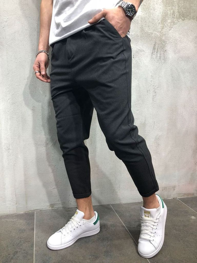 Slim Casual Pants (5 colors)