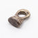 GIANT ROMAN RING PENDANT MATTE BRASS