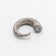 COMMA RING DELICATE DIRTY SILVER / DIAMOND