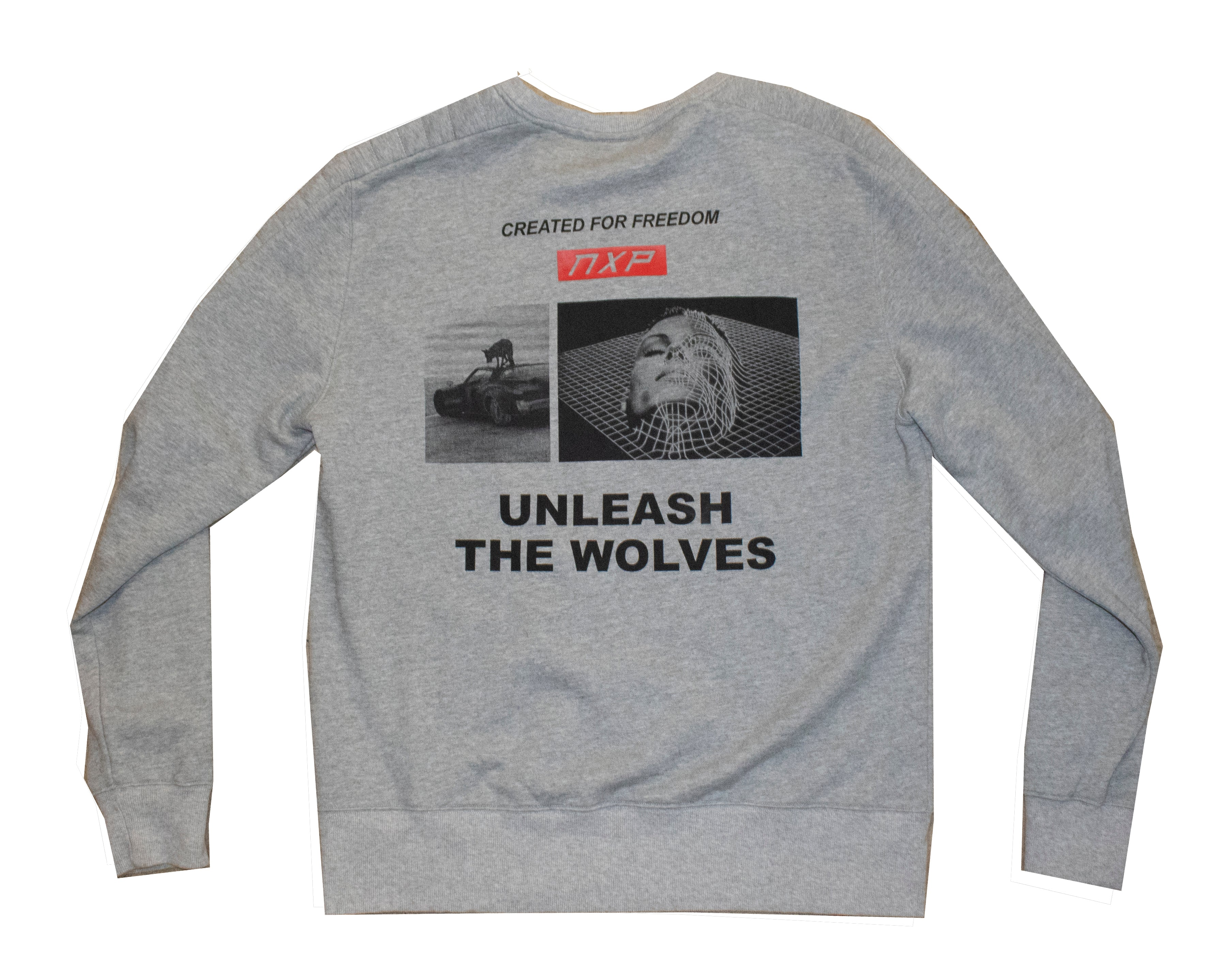 "NXP - ""Unleash the Wolves"" Crewneck Sweater"