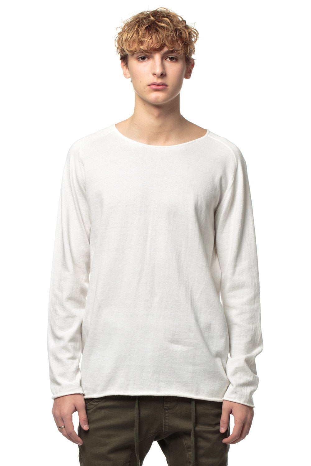 Kuwalla - Raw Tower Knit L/S T-Shirt
