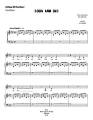 Begin & End | newmusicaltheatre.com | Sheet Music