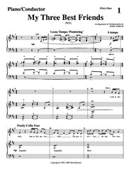 Glory Days Vocal Selections | newmusicaltheatre.com | Sheet Music