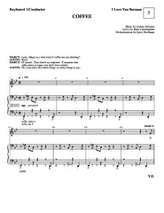 Coffee | newmusicaltheatre.com | Sheet Music