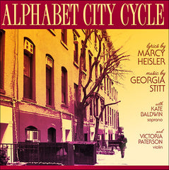 Alphabet City Cycle Songbook | newmusicaltheatre.com | Sheet Music