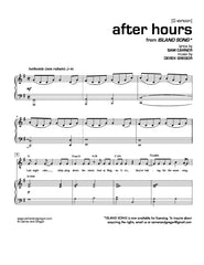 After Hours (High Tenor Version)