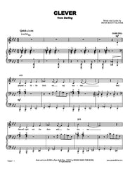 Clever | Ryan Scott Oliver | newmusicaltheatre.com | Sheet Music