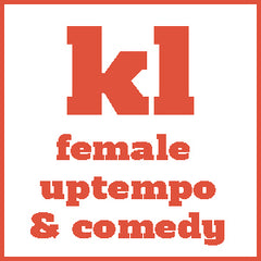 Kerrigan-Lowdermilk Female Comedy and Uptempo Songbook