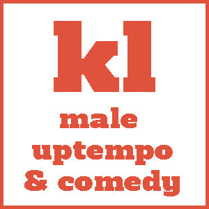 Kerrigan-Lowdermilk Male Comedy and Uptempo Songbook