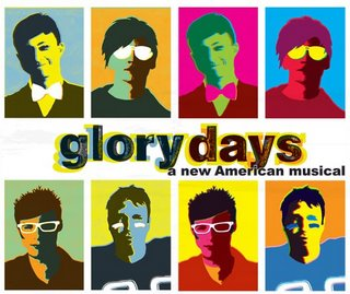Good Old Glory Type Days | newmusicaltheatre.com | Sheet Music
