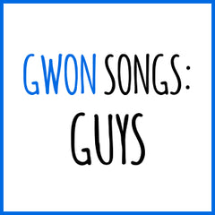 Adam Gwon Songbook - Male