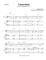 Connecticut | newmusicaltheatre.com | Sheet Music