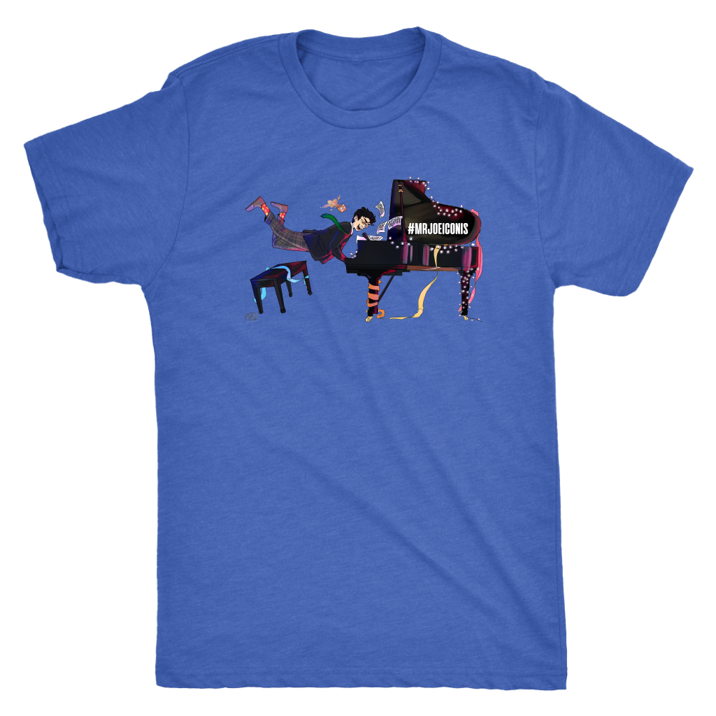 """Mr. Joe Iconis"" tee"