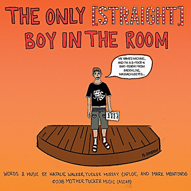 38f2228c4136 The Only  Straight  Boy in the Room – NewMusicalTheatre