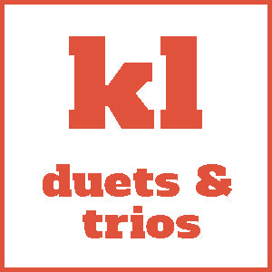 Kerrigan-Lowdermilk Duet/Trio Songbook