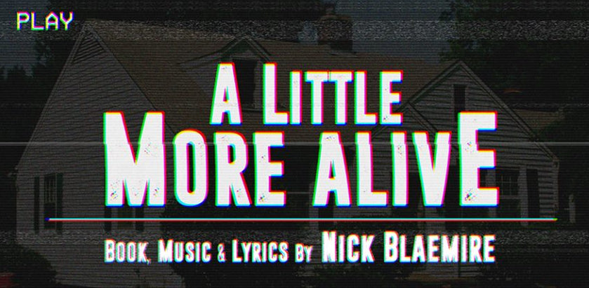 A Little More Alive Vocal Selections | newmusicaltheatre.com | Sheet Music