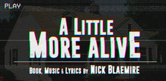 Driving | A Little More Alive | newmusicaltheatre.com | Sheet Music
