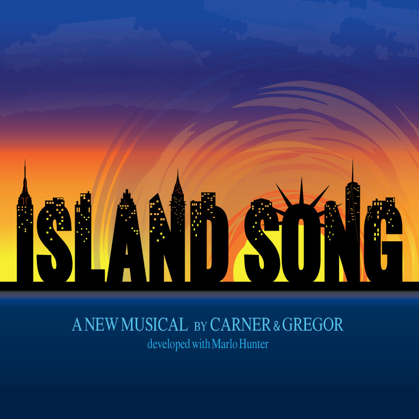 Island Song | Dancing in Pairs | newmusicaltheatre.com | Sheet Music