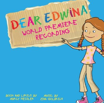 Dear Edwina Vocal Selections | newmusicaltheatre.com | Sheet Music