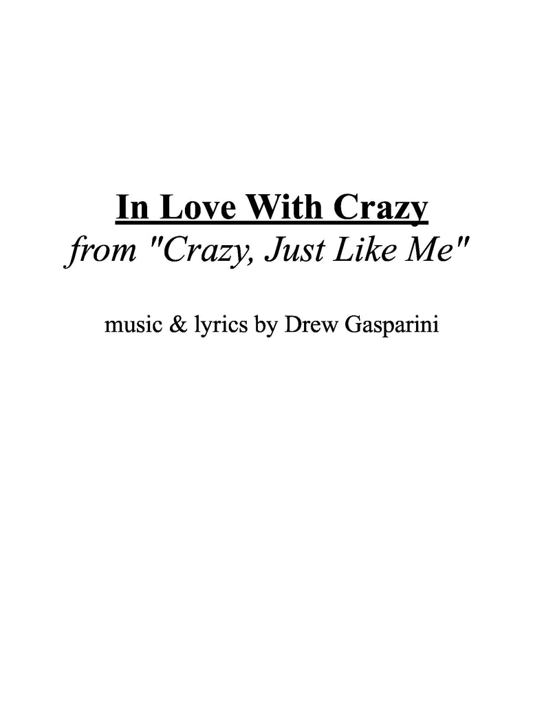 In Love With Crazy