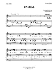 Casual | newmusicaltheatre.com | Sheet Music