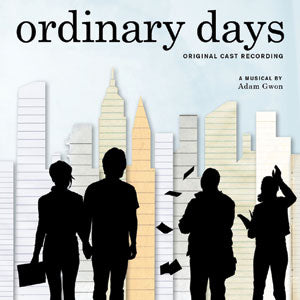 Ordinary Days Vocal Selections