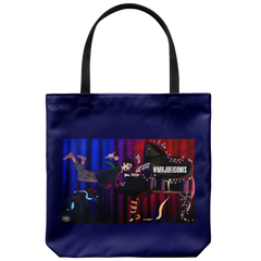 """Mr. Joe Iconis"" Tote Bag"