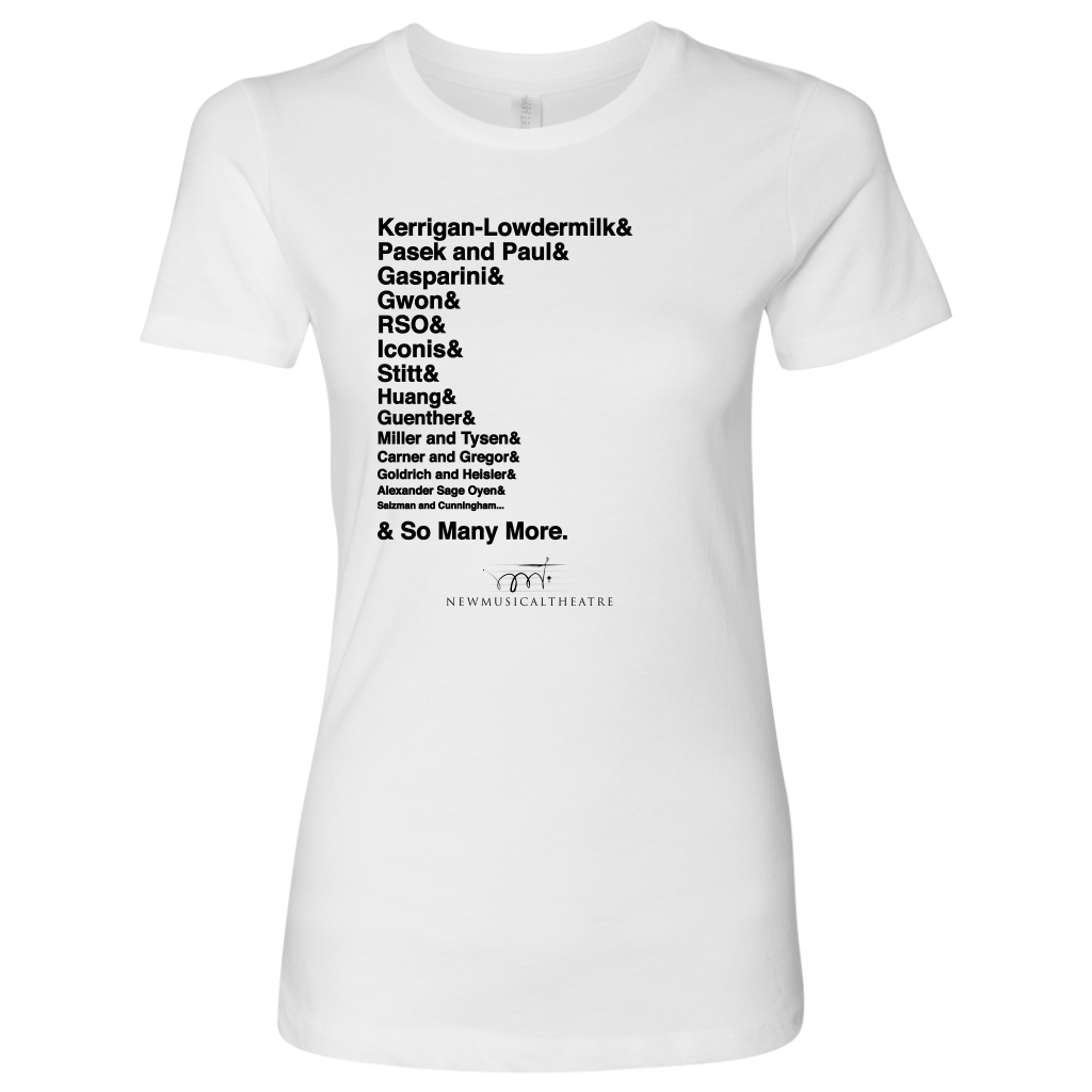 NMT Writers tee
