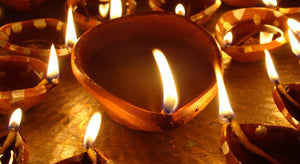 Enhancing the Essence with Diwali Diyas